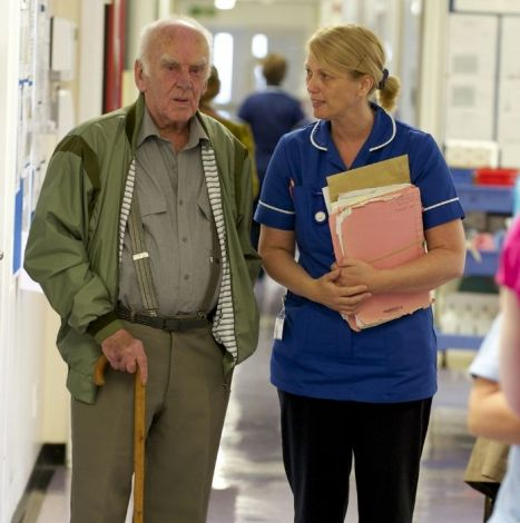 Discharge :: Warrington and Halton Hospitals NHS Trust