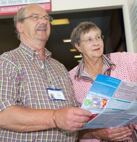 Visiting and facilities :: Warrington and Halton Hospitals