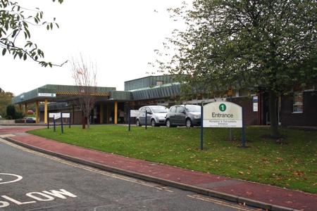 Warrington hospital dating scan